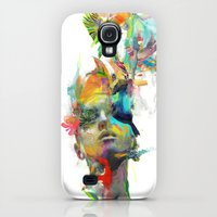 Galaxy S4 Cases featuring Dream Theory by Archan Nair