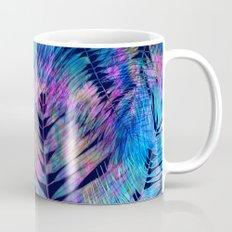 Waikiki Tropic {Blue} Mug