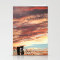 Sunsets Over Brooklyn Stationery Cards