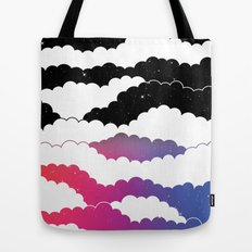 Midnight Glow Tote Bag