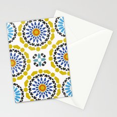 Moroccan Pattern Stationery Cards