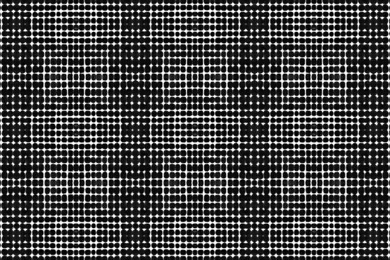 Deelder Black Canvas Print