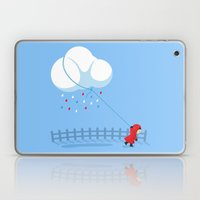 Take The Weather With You Laptop & iPad Skin