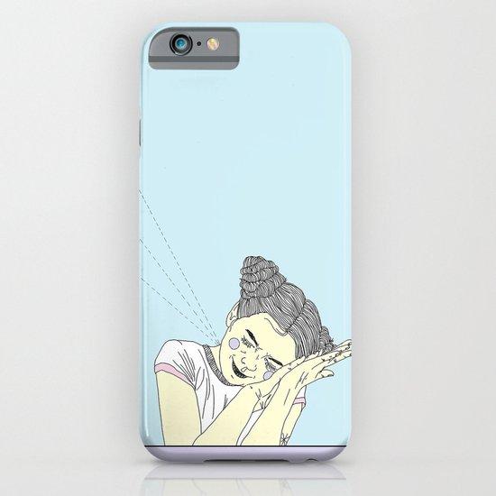 It's Oh So Quiet iPhone & iPod Case
