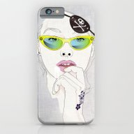 iPhone & iPod Case featuring Pirates Mania by SEVENTRAPS