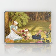 Laptop & iPad Skin featuring Oh, Xoxo... by Heather Landis