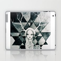 tystnaden Laptop & iPad Skin