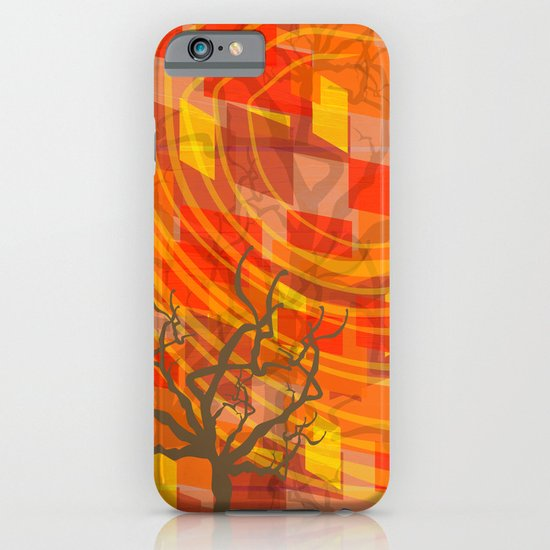 Ode to Autumn iPhone & iPod Case