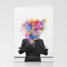 Glitch Mob Stationery Cards