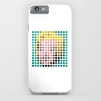 iPhone & iPod Case featuring Marilyn Monroe Remixed by Gary Andrew Clarke