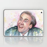 Nicolas Cage You Don't Say Laptop & iPad Skin