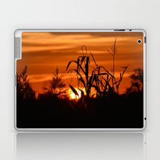 Silhouttes in a Sunrise Laptop & iPad Skin
