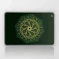 Trepadora Verde Laptop & iPad Skin