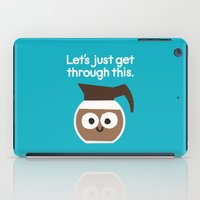 Grounds For Determination iPad Case