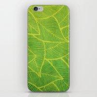 Leaves iPhone & iPod Skin