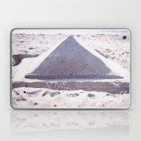 Sandy Triangle  Laptop & iPad Skin