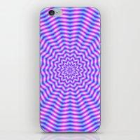 Hypnotic Star Ripples In… iPhone & iPod Skin