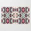 Retro Light Tribal Rug