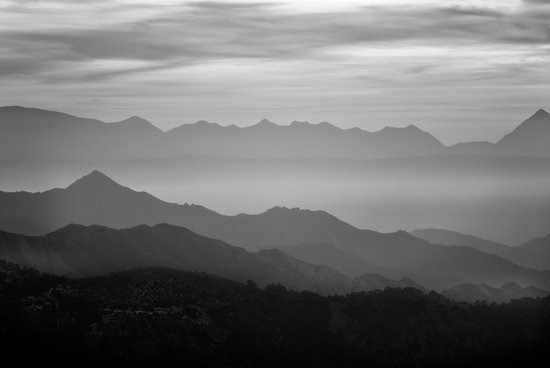 Misty Mountains Art Print By Guido Monta 241 233 S Society6