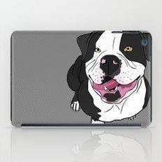 Bubba, the American Bulldog iPad Case