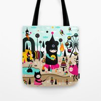 A joyful time! Tote Bag