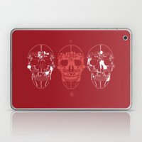 Shoes Make A Skull Laptop & iPad Skin