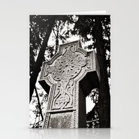 Celtic memories Stationery Cards