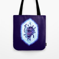 Curse Of The Crystalline Soul Tote Bag