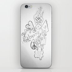 The Simple Elements iPhone & iPod Skin