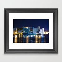 Alton, Illinois Mississi… Framed Art Print
