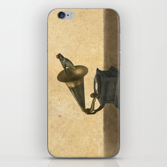 Vintage Songbird iPhone & iPod Skin