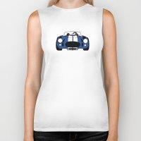 Shelby Cobra Biker Tank