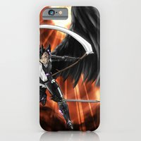 Blood Moon Reaper iPhone 6 Slim Case