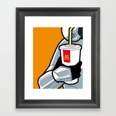 The Secret Life Of Heroe… Framed Art Print