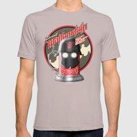 Drink Wolfenstein Mens Fitted Tee Cinder SMALL