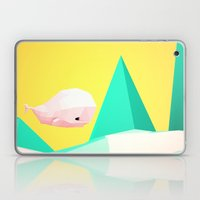 {W} Laptop & iPad Skin