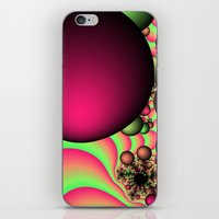 Sour Apples iPhone & iPod Skin