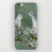 A Spring Thing iPhone & iPod Skin