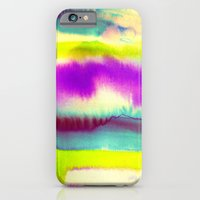 iPhone & iPod Case featuring Tidal Dream by Amy Sia