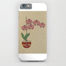 orchid nr2 iPhone 6s Slim Case