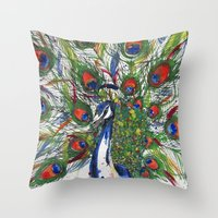 Splay Throw Pillow