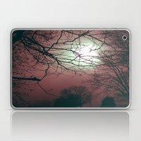Day Moon Laptop & iPad Skin