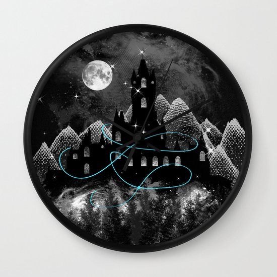 The Hidden Kingdom Wall Clock