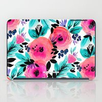 Savannah Flower iPad Case