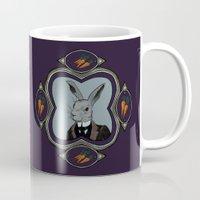 Mr. Rabbit Mug