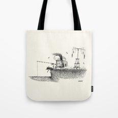 'At The River' Tote Bag