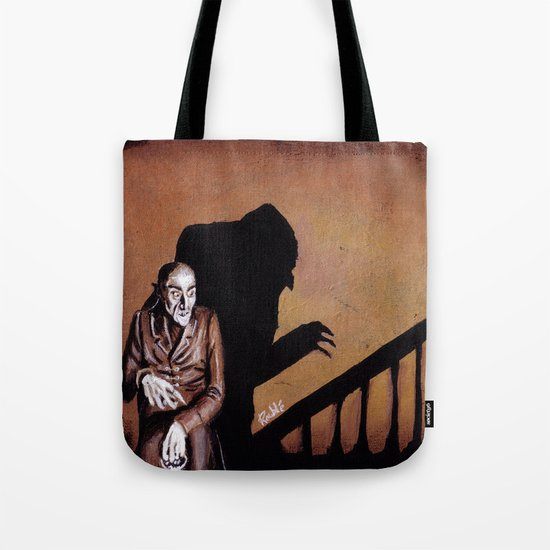 Nosferatu - A Symphony of HORROR! Tote Bag