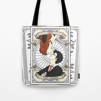 Harry Potter Tarot Tote Bag