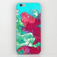 Lucky Koi iPhone & iPod Skin
