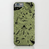 iPhone & iPod Case featuring Curious Collection No. 2  by Jon MacNair